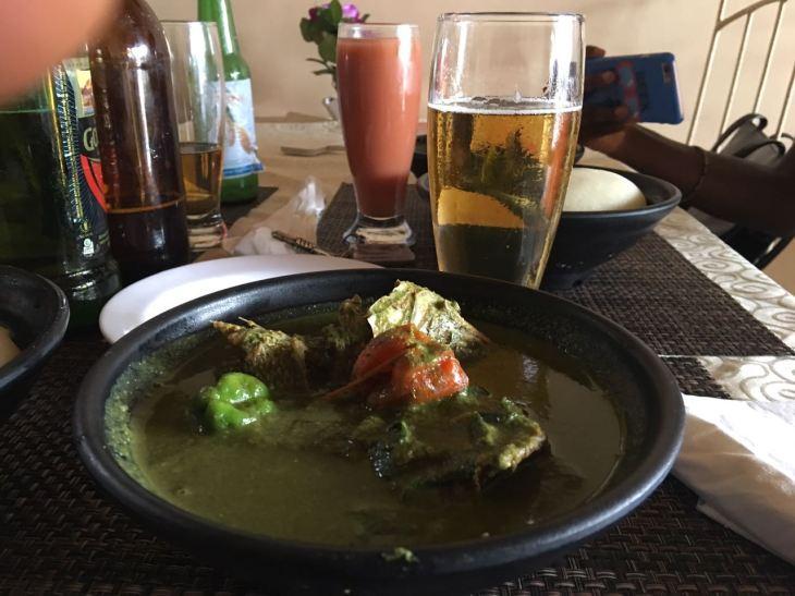 AgounParty au restaurant Saveurs du Bénin 4