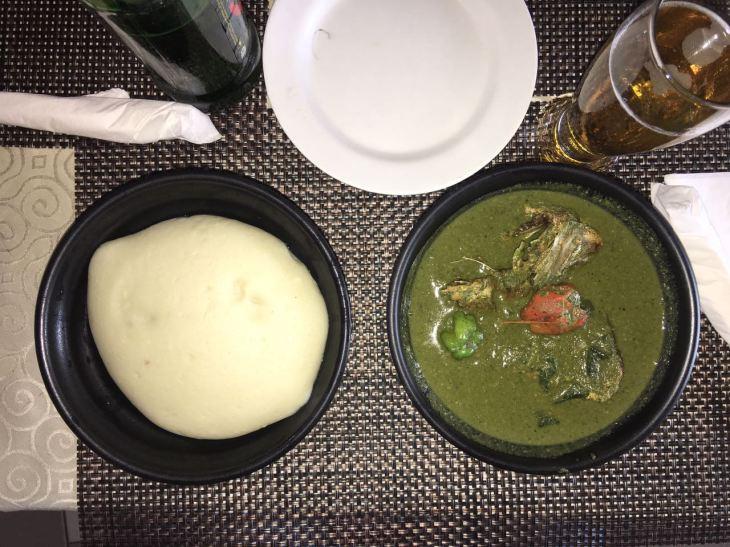 AgounParty au restaurant Saveurs du Bénin