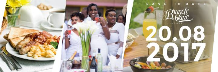 Food Event Le Brunch en Blanc ce 20 août à Cotonou Cover 1