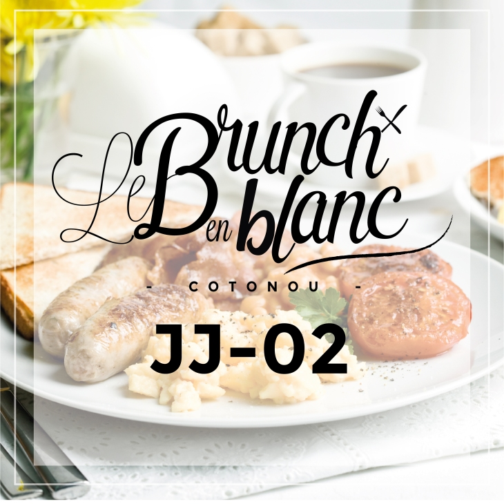 Food Event Le Brunch en Blanc ce 20 août à Cotonou JJ -2